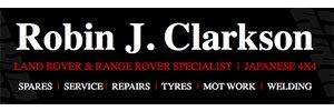 Robin clarkson logo