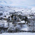Burnsall Christmas Card