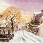 Grassington Christmas Card