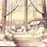 Lane Christmas Card