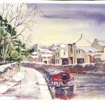 Skipton Christmas Card