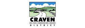 craven district council logo