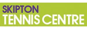skipton tennis centre logo