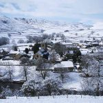 Burnsall Christmas Card