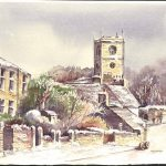 Skipton Christmas Card