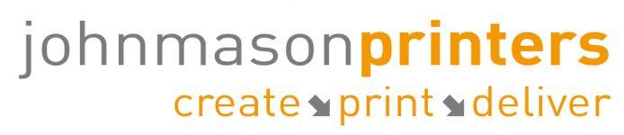 John Mason Printers, Skipton logo